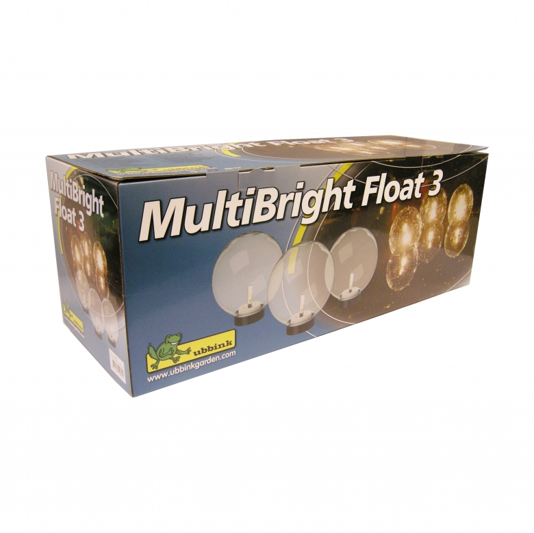 Multibright Float3 -LED 3db-os úszó szett