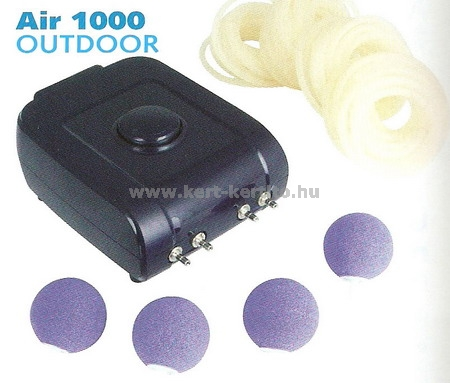 Ubbink air 1000 outdoor